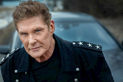 David Hasselhoff, Actor and Singer