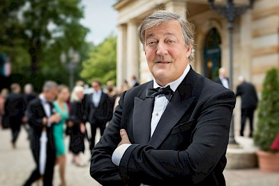 Stephen Fry, Actor and Writer